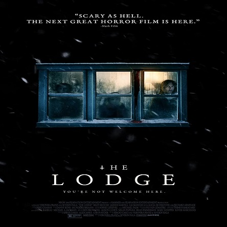 فیلم کلبه - The Lodge 2019